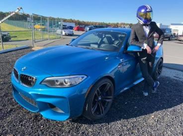 Viken Photography - M2 Racing Helmet
