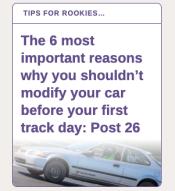 best-trackday-car-mods